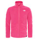 The North Face Snow Quest Giacca Bambino rosa